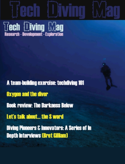 Tech Diving Mag