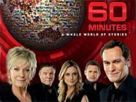 60 Minutes Feature Logo